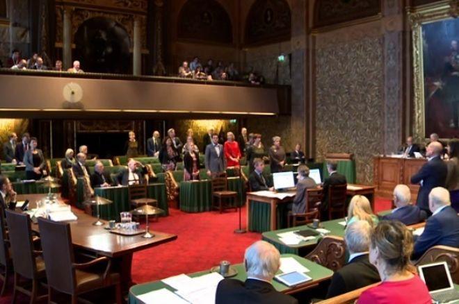 """Eerste Kamer stemt voor nieuwe Wet """"Kansspelen op Afstand""""!"""