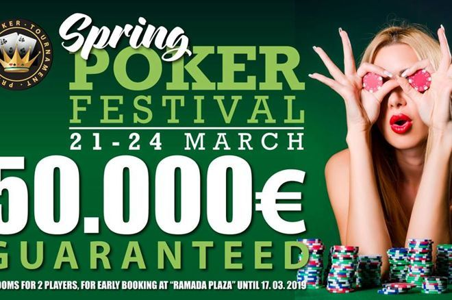 Princess: Έρχεται το Spring Poker Festival 21-24 Μαρτίου με €50.000 gtd 0001