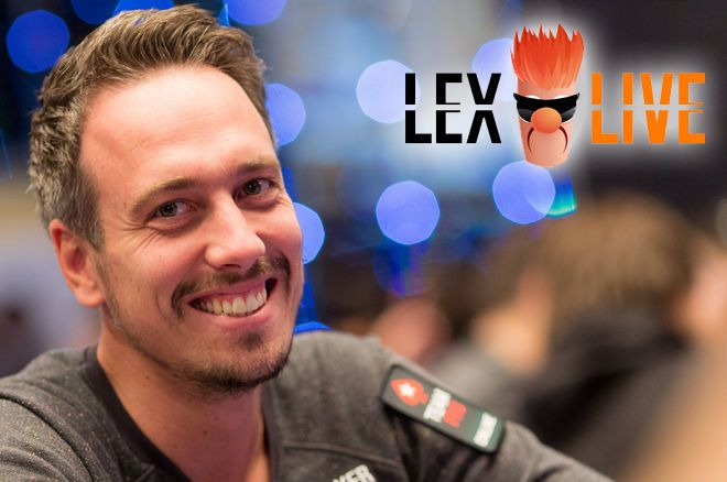 [SoundBites] Lex Veldhuis over Lex Live, Short Deck Hold'em, en meer