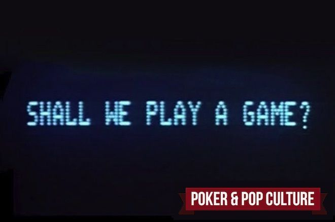 Poker & Pop Culture: Game Theory, AI, and Poker in 'WarGames'