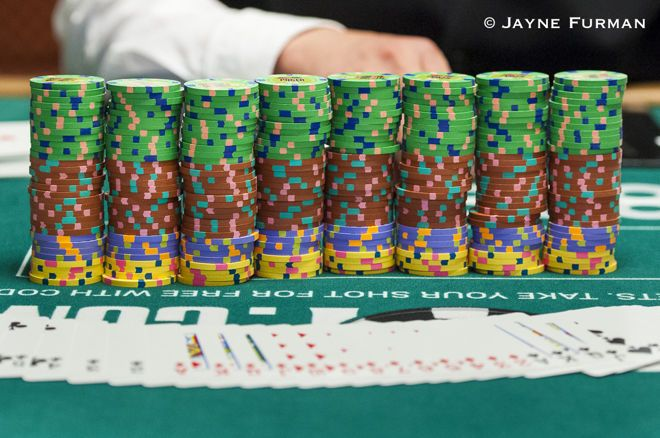 The 2019 WSOP structures feature bigger starting stacks.