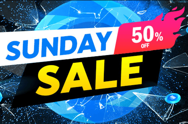 888poker Sunday Sale
