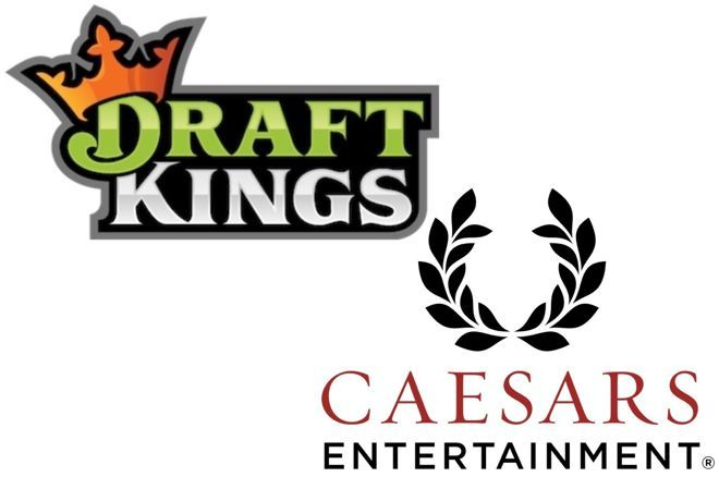 DraftKings and Caesars Entertainment