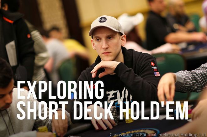 Jason Somerville shared some short deck tips with PokerNews