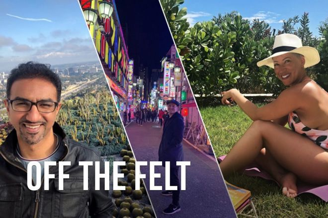 Off the Felt: Trickett and Smith Visiting Japan & Van Zadelhoff's Insane Transformation