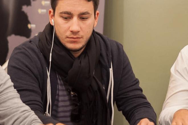 POWERFEST : Joffrey Lhote remporte un contrat de 50.000€ avec PMU Poker 0001
