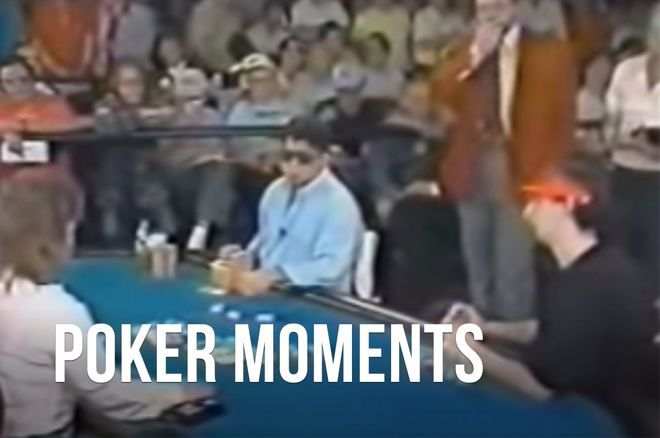 Poker Moments: Erik Seidel Looks Back on Johnny Chan and the