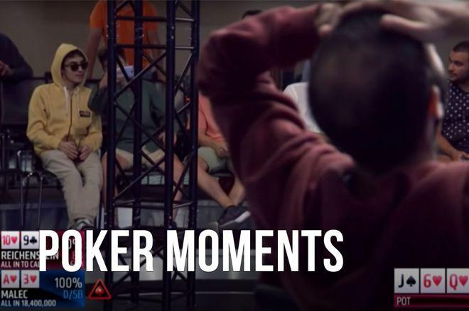 Poker Moments: Sebastian Malec's Miracle at EPT Barcelona