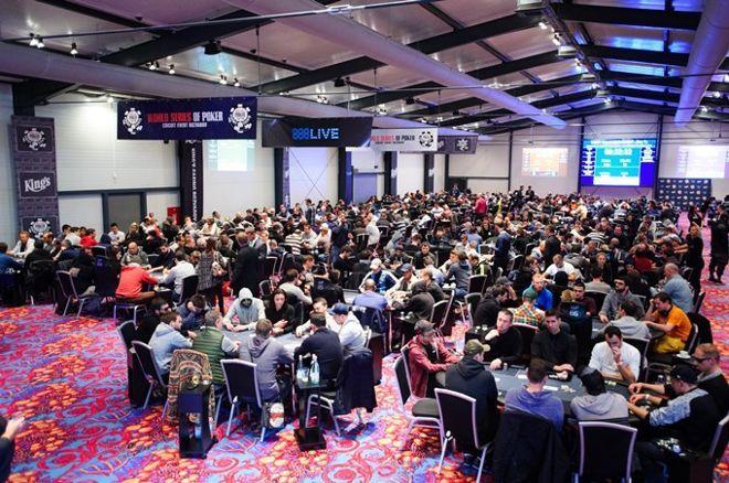 WSOP Circuit International фестивал с €2,5М GTD от 14 март до 1 април в чешкото Kings Casino 0001