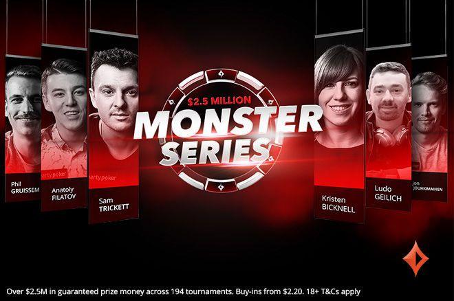 partypoker Monster Series