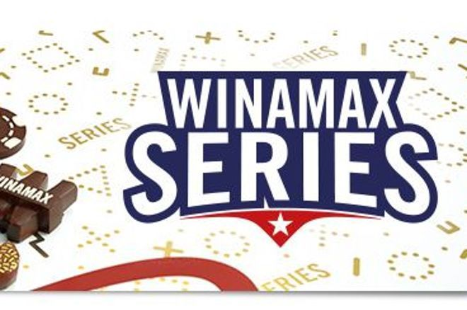 Winamax Series : 12 millions garantis à partir du 31 mars 0001