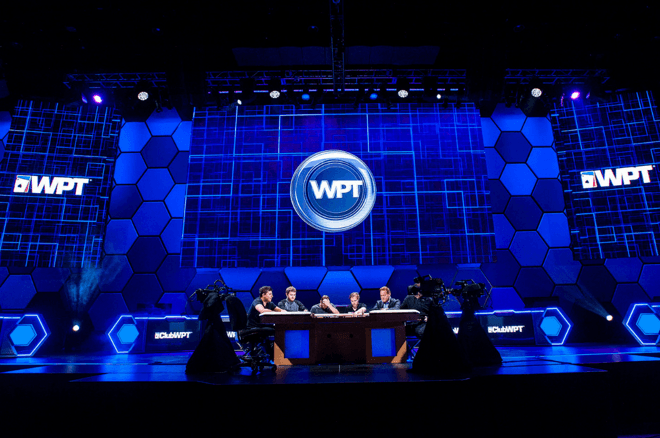 WPT at the HyperX Esports Arena