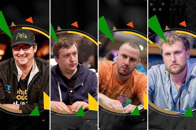 Estrelas do Poker Mundial Confirmam Presença no partypoker MILLIONS Rio