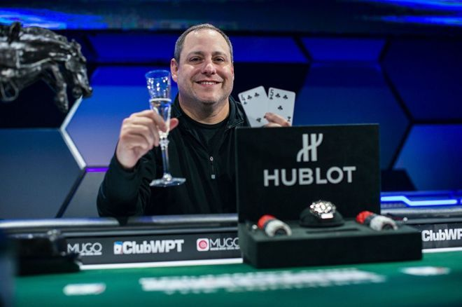 "David ""ODB"" Baker Campeão do WPT L.A. Poker Classic"