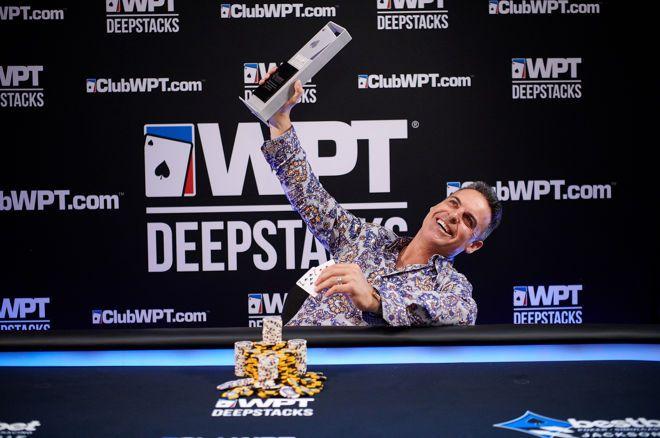 Vitor Coelho surpassed $1 million in tournament cashes.
