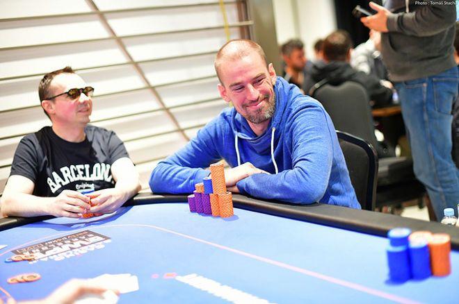 Knappe comeback van Tobias Peters eindigt op plaats elf (€16.000), Roovers kan eindelijk spelen