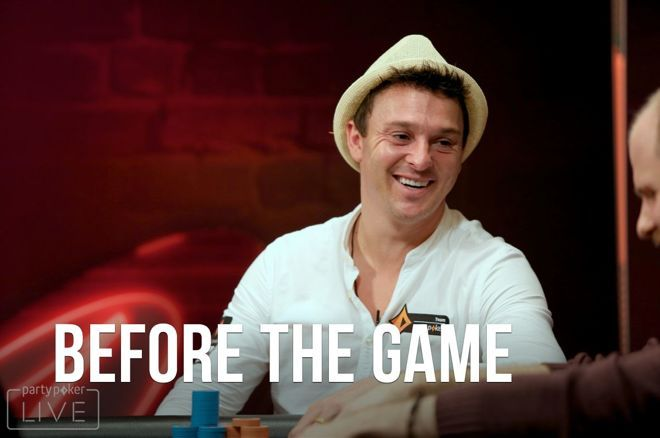 Sam Trickett, Before the Game part two.