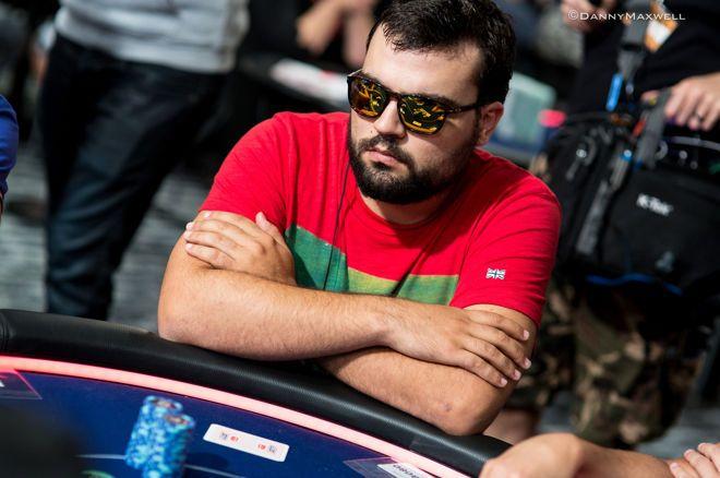 Rui Sousa Campeão do Bounty Builder HR da PokerStars