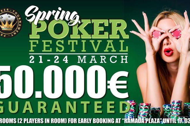 Princess: Το ticket της Κυριακής στο Ρέκκα, έρχεται το Spring Poker Festival 0001