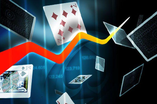 Online poker revenues