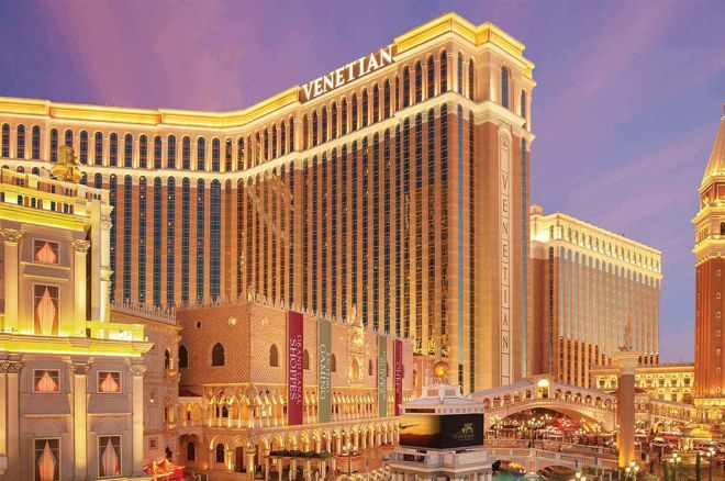 The Venetian poker room has released their summer 2019 schedule.