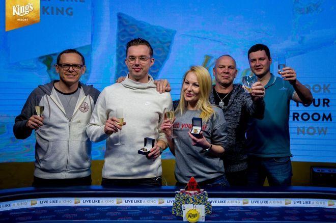 Lietuviai Rozvadove triumfavo dviejuose WSOP-IC turnyruose 0001