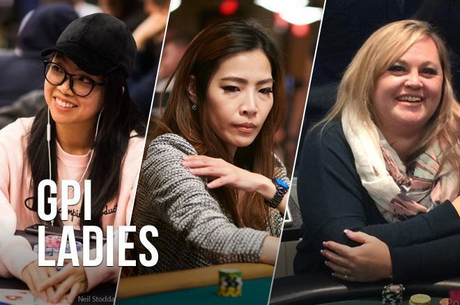 Natalie Teh, Sasha Liu and Sherry Hammers have joined the ladies GPI POY runnings.