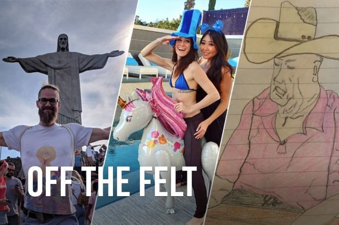 Off the Felt: Funniest Tweets from PokerTwitter & Sight Seeing in Rio de Janeiro