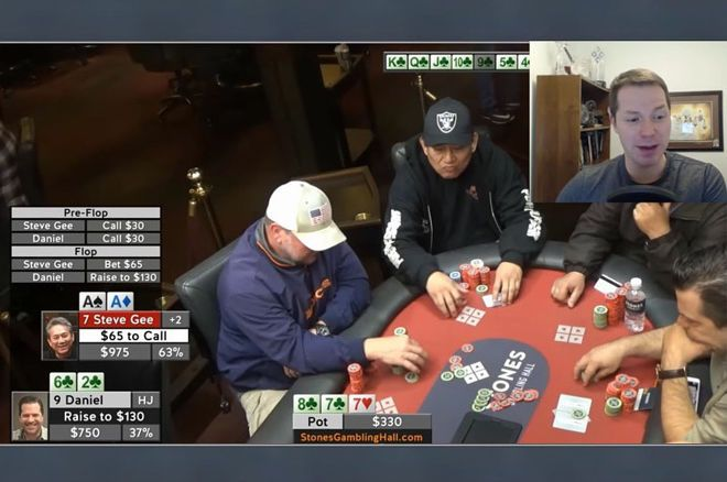 Jonathan Little's Weekly Poker Hand: Interesting Spot with Pocket Aces