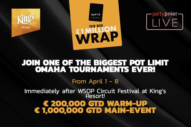 The Big Wrap at King's Resort