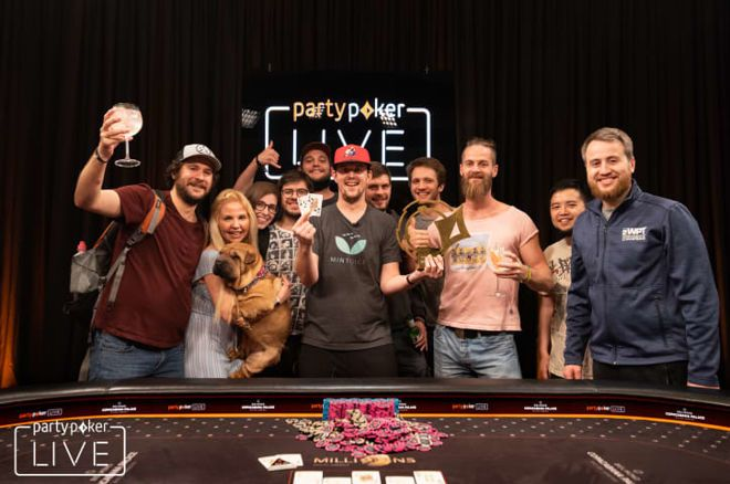 Marty Mathis: MILLIONS South America Main Event champion