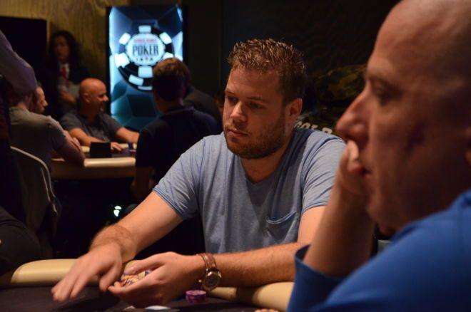 WPT DeepStacks Amsterdam - Berende en Keijzer aan finaletafel €330 PLO, Jeffrey Brouwer wint de €450 NLHE