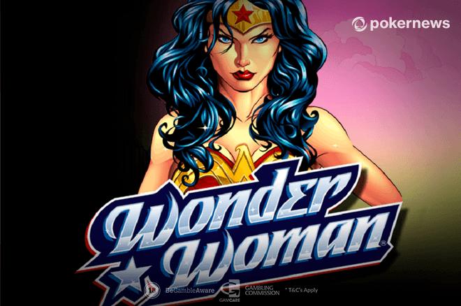 wonder woman slot machine