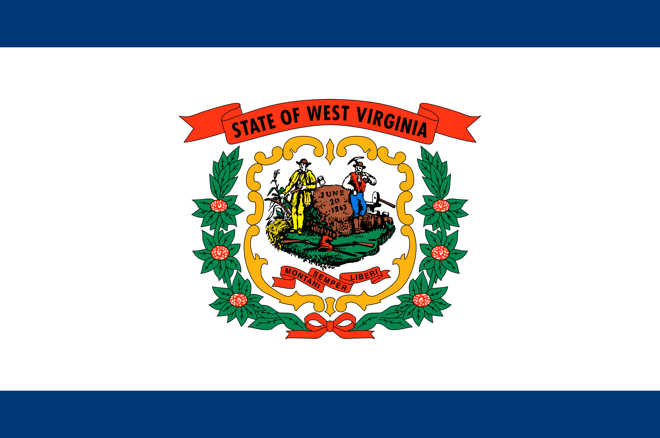 Online poker hands could be getting dealt in West Virginia by next year.