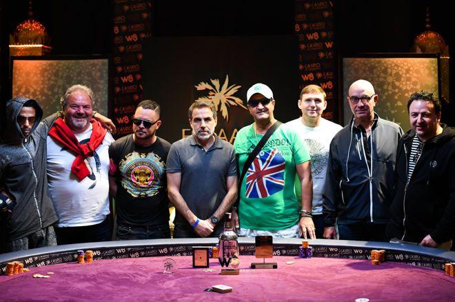 Ali Alawadhi Wins Wonder8 High Roller in Marrakech