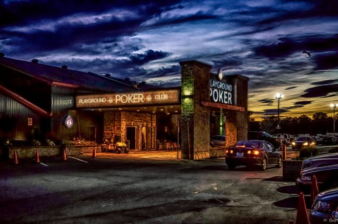 Playground Poker Club is among our staff picks for best poker rooms in the world.