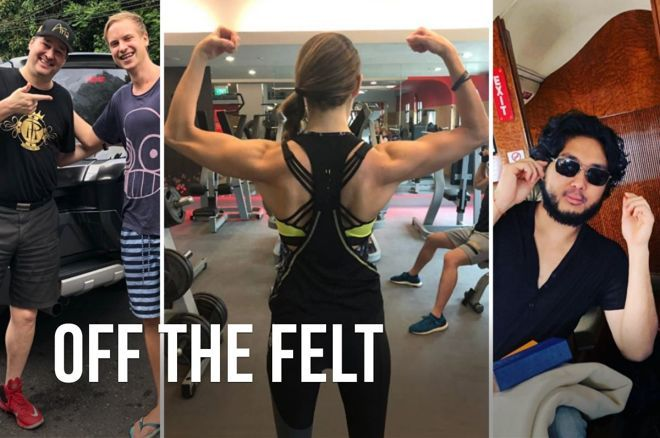 Off the Felt: Players Traveling the World & Best Tweets of the Week