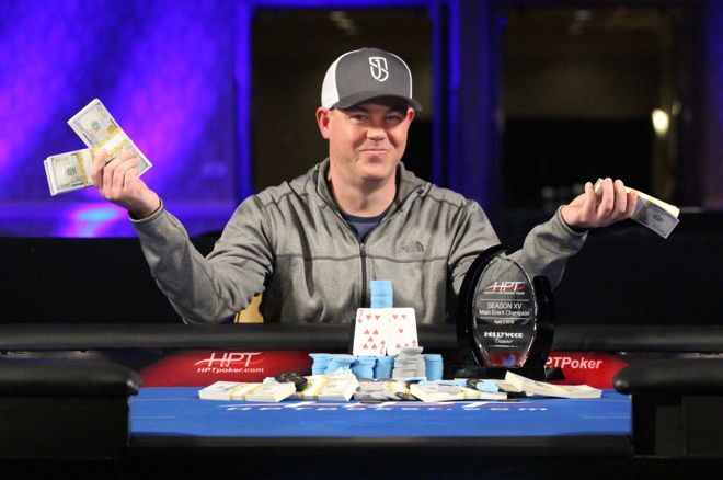 Gregory Wood Wins HPT Lawrenceburg Main Event for $119,101