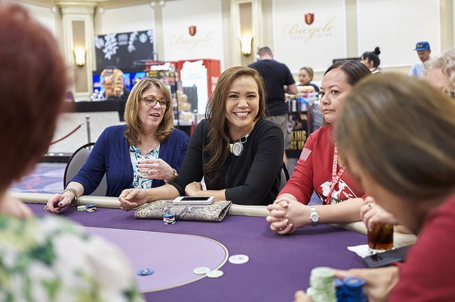 WPT's Angelica Hael is up for 2018 Industry Person of the Year.
