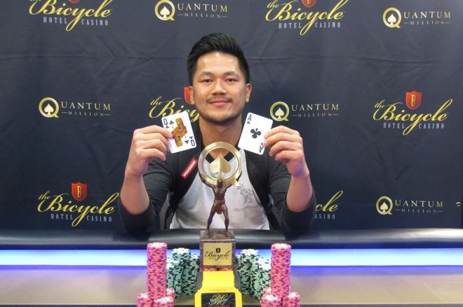 Tuan Mai won just shy of $200,000 in L.A.