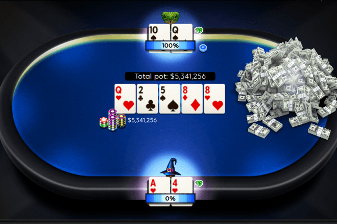 """plomoor"" Takes Down 888poker's XL Blizzard $100,000 Opening Event"