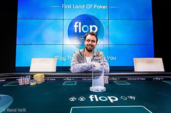 Joris Ruijs grabbed his sixth live tournament win.