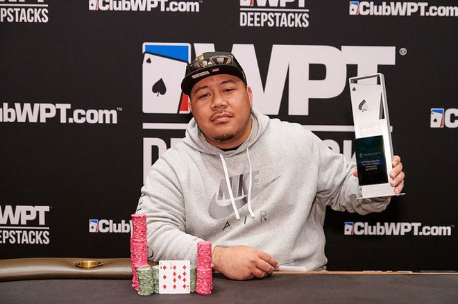 Tuiofu Hunkin won his first WPTDS title at Thunder Valley.
