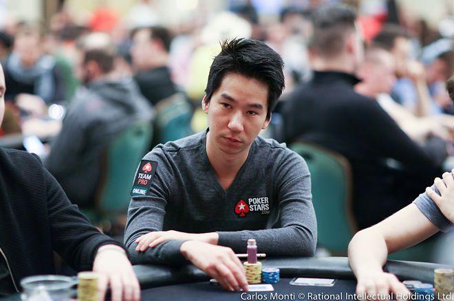 """Randy """"nanonoko"""" Lew Diz Adeus ao Team PokerStars"""