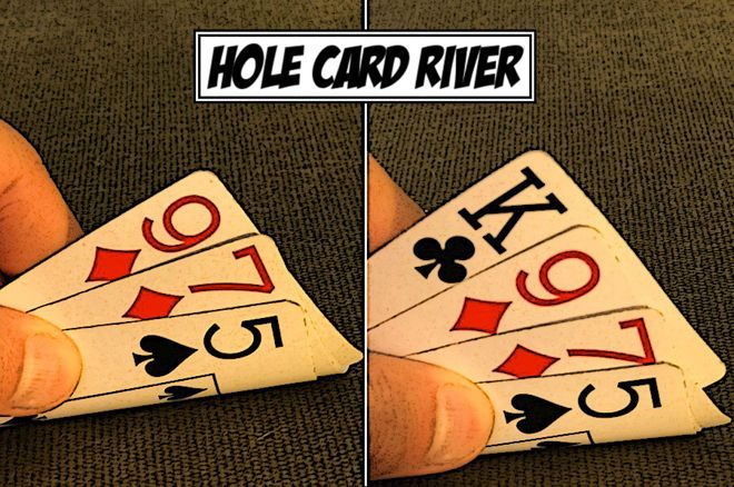 Tommy Angelo Presents: How to Play 'Hole Card River'