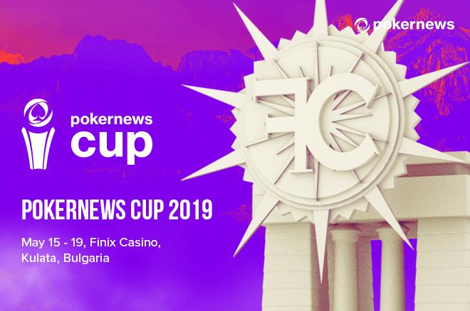 Finix: Freeroll-προκριματικά για το Main Event του PokerNews Cup 12 και 13 Απριλίου 0001