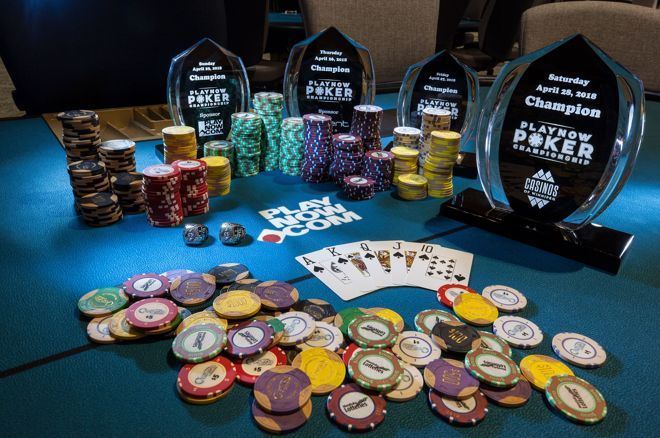 New Prizes and Promotions on Deck for Spring PlayNow Poker Championship 0001