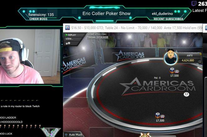 [VIDEO] Il remporte un tournoi de poker contre un Bot 0001