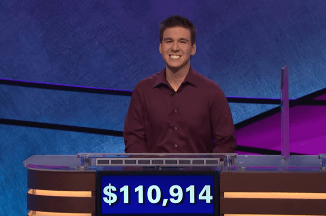 James Holzhauer is using his professional gambling tactics on a historic Jeopardy run.