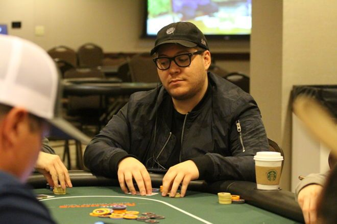 Spears Bags Huge Chip Lead at HPT The Meadows
